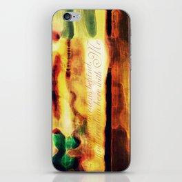 Find Freedom iPhone Skin