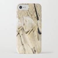 guardians iPhone & iPod Cases featuring Temple Guardians by Brian Raggatt