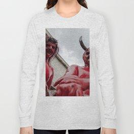 Double devil Long Sleeve T-shirt