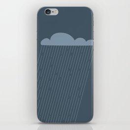 Rainy iPhone Skin