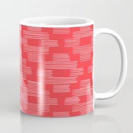 Tomato Red Bird's Eye Coffee Mug
