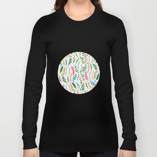 Foliage Long Sleeve T-shirt