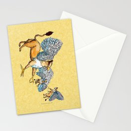 Griffins Family  Stationery Cards