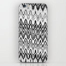 Missoni Style Mono iPhone Skin