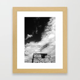 Archiskyture. Framed Art Print