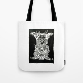 Bad Spell Tote Bag