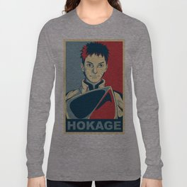 Naruto - Hokage Long Sleeve T-shirt