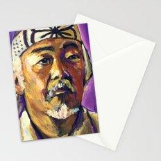 Mr Miyagi Stationery Cards