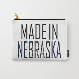 Made In Nebraska Carry-All Pouch