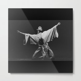 Alvin Ailey - Alvin Ailey Jr - African-American Dancer Director Choreographer Activist BLM 8890 Metal Print