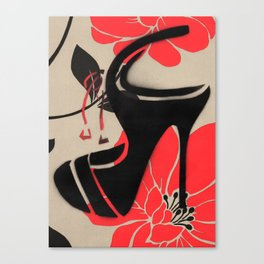 Stiletto #6 Canvas Print