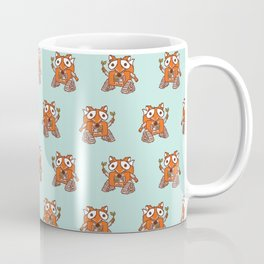 Wall E Fox Coffee Mug