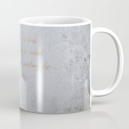 We're here for something else - Christmas Collection Coffee Mug