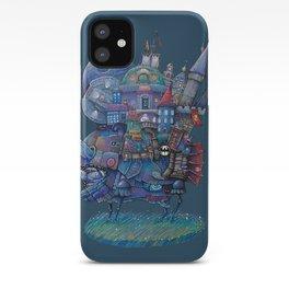 Fandom Moving Castle iPhone Case
