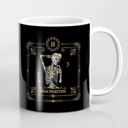 High Priestess II Tarot Card Coffee Mug