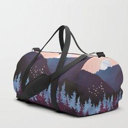 Mulberry Dusk Duffle Bag