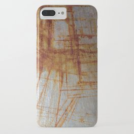 Rusty Boxy iPhone Case