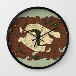 Sara-mago Wall Clock