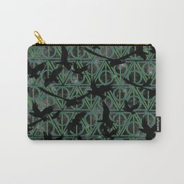 Dark Souls Green Carry-All Pouch