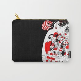 Alice's Adventures in Wonderland Carry-All Pouch