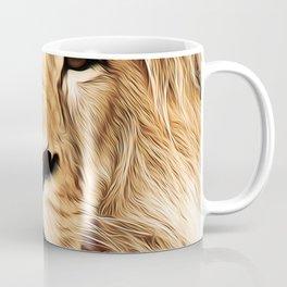 Africa African Animal Lion Coffee Mug