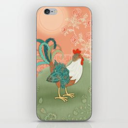 I've Got To Crow iPhone Skin