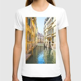 A Gondola Ride through Venice T-shirt