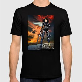 Ouroboros – Battle Angel Alita T-shirt