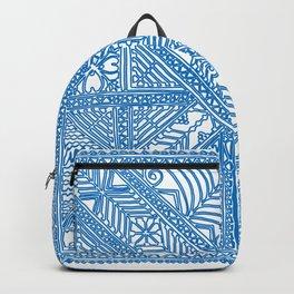 Trip to Morocco via Holland Backpack