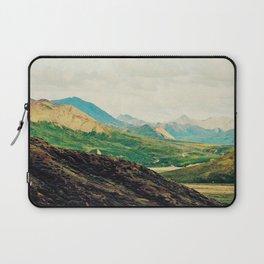 Denali Mountains Laptop Sleeve
