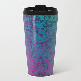 Colorful Corroded Background G296 Travel Mug