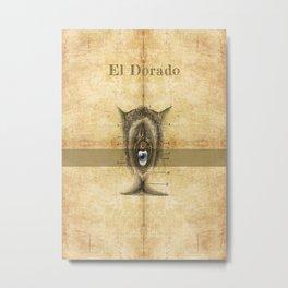 In search of El Dorado Metal Print