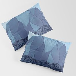 Iceberg Pillow Sham