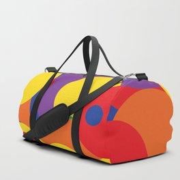 Round and Round Duffle Bag