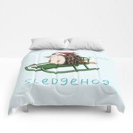 Sledgehog Comforters
