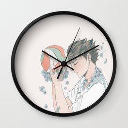 Oikawa Tooru Wall Clock