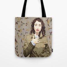 Regina Spektor Tote Bag