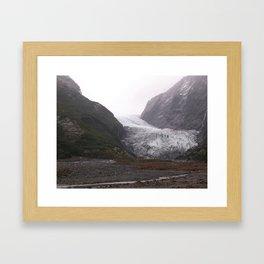 Franz Josef Glacier 2006 Framed Art Print
