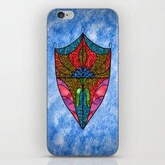 Lotus Shield iPhone & iPod Skin