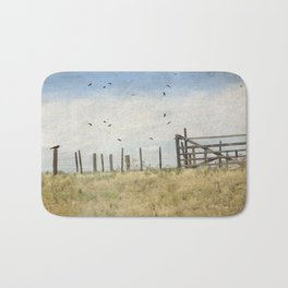 Fly Bath Mat