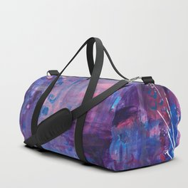 Mystery of the lake Duffle Bag