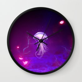 Depths Wall Clock