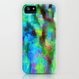 Contemplations of Spring iPhone Case