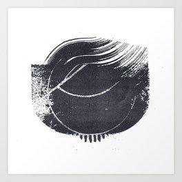 Ground Art Print