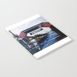 Finish Line Notebook