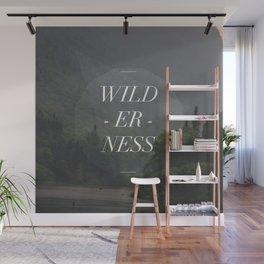 WILDERNESS — Wall Mural