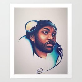 Dream Chasers Art Print