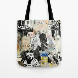 URBAN NATION IV Tote Bag