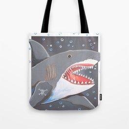 Hark a Shark Tote Bag
