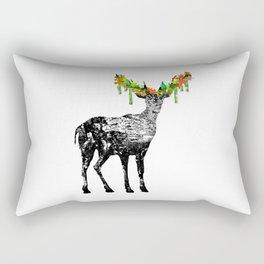 Fallow deer Rectangular Pillow